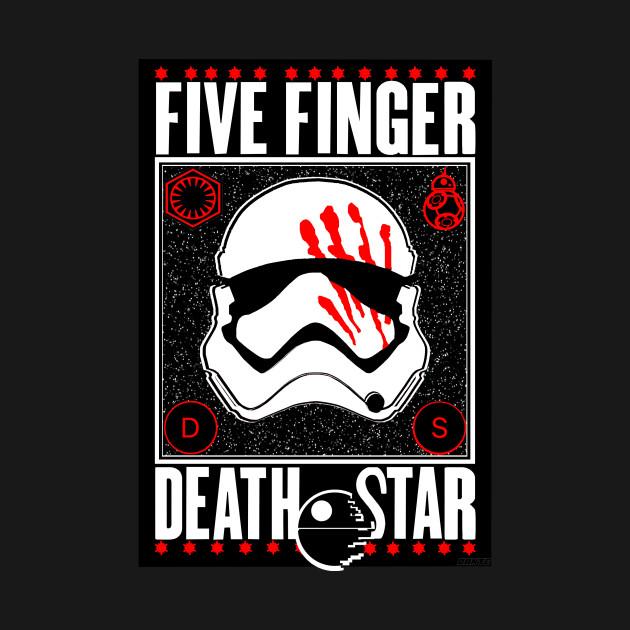 a0e404139 FIVE FINGER DS - Five Finger Death Punch - Mug