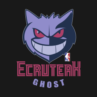 Ghost Type t-shirts