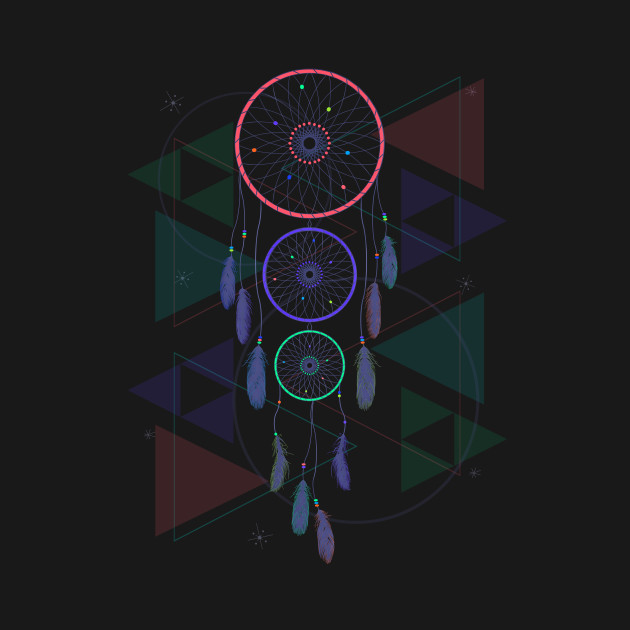 Psychedelic Dreamcatcher Ambiance