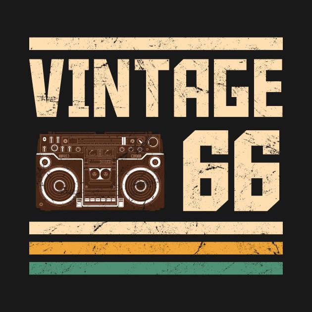 Vintage 1966  51 years birthday