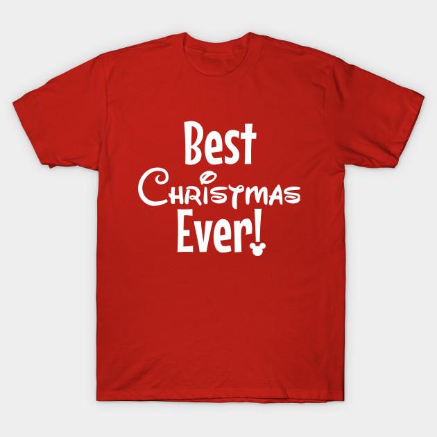 Disney Christmas Shirt Designs.Best Christmas Ever Christmas Disney Mickey Mouse