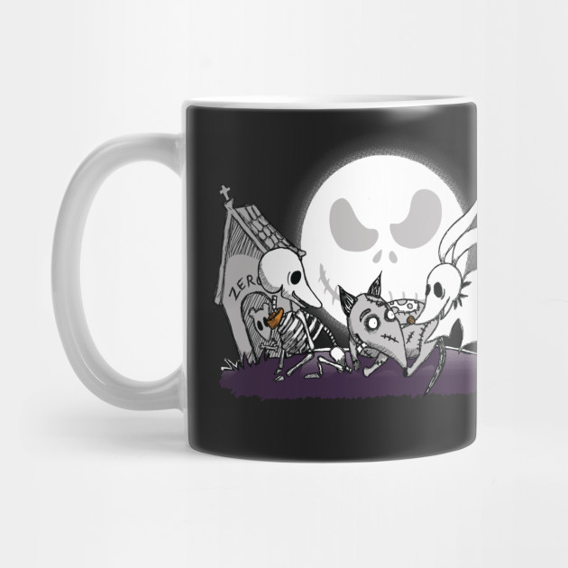 Halloween's Best Friends Mug