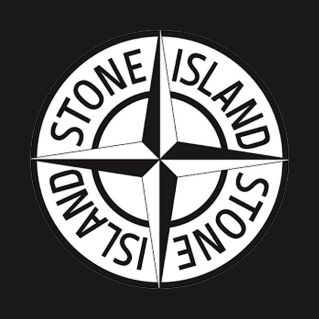stone island logo design t-shirt - stone island logo cool brand - t