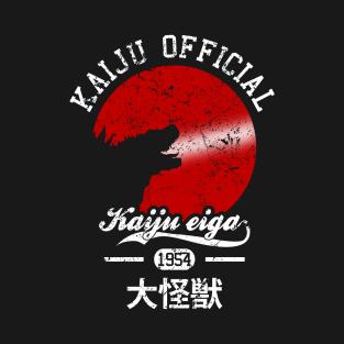 Kaiju Official t-shirts