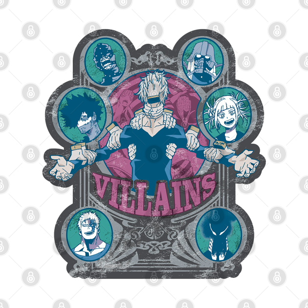 Villain League