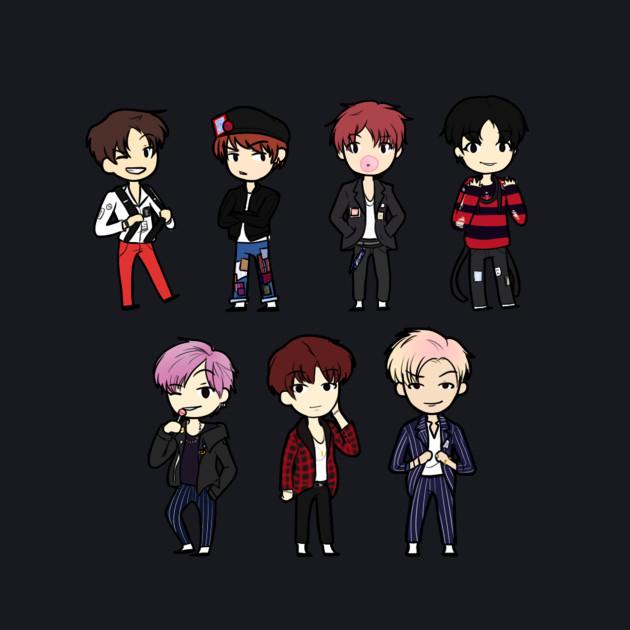 BTS - War of Hormones