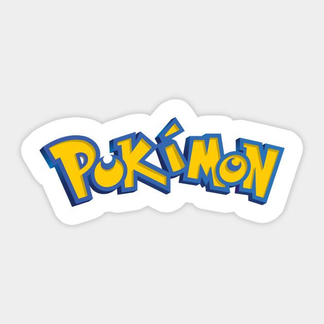 f470f6e6 Pukimon - Funny filipino Design - Funny Filipino - Sticker | TeePublic