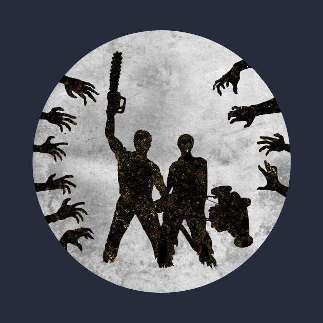 Ash & Lionel vs Evil Dead