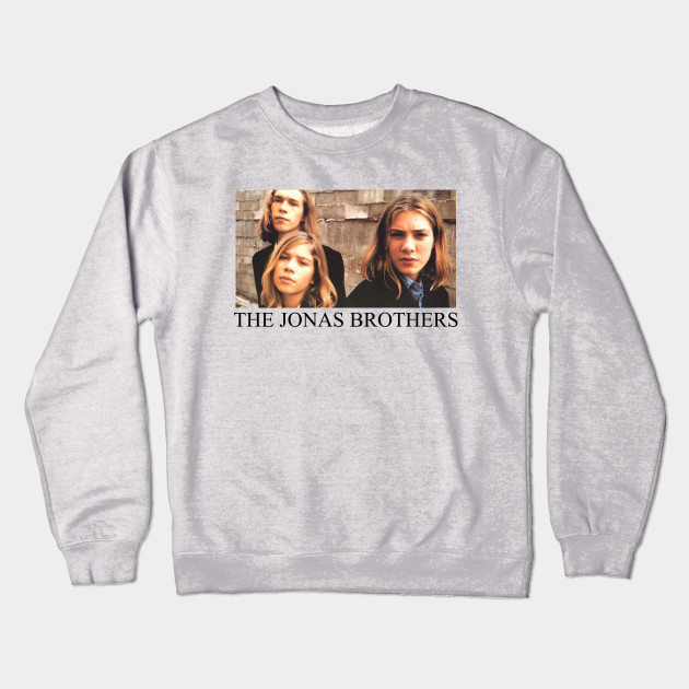 4ee762d56 The Jonas Brothers - Jonas Brothers - Crewneck Sweatshirt | TeePublic