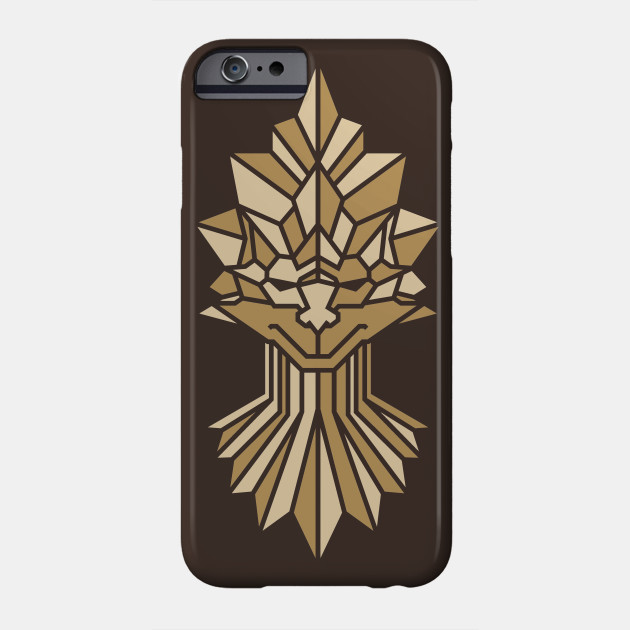 Ornstein The Dragon Slayer iphone case