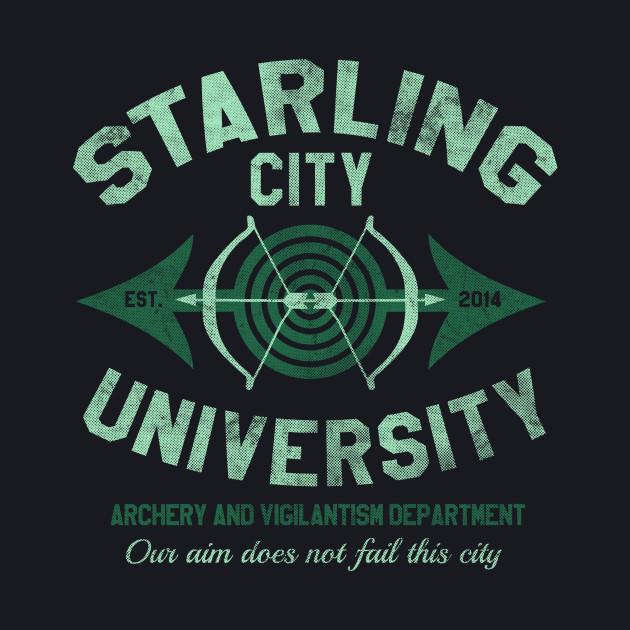 Starling City University
