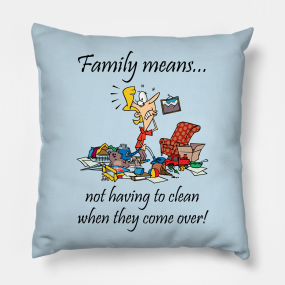 cleaning pillows teepublic
