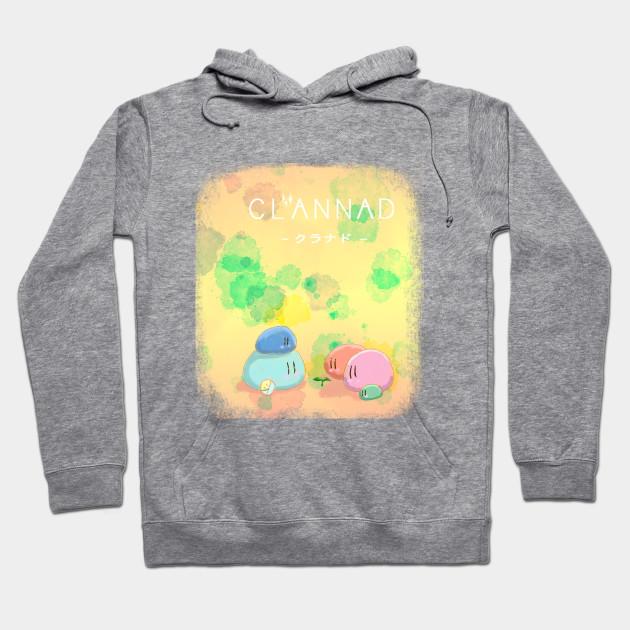 Clannad The Family Dango Hoodie Teepublic