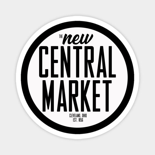 Cleveland's New Central Market est. 1856