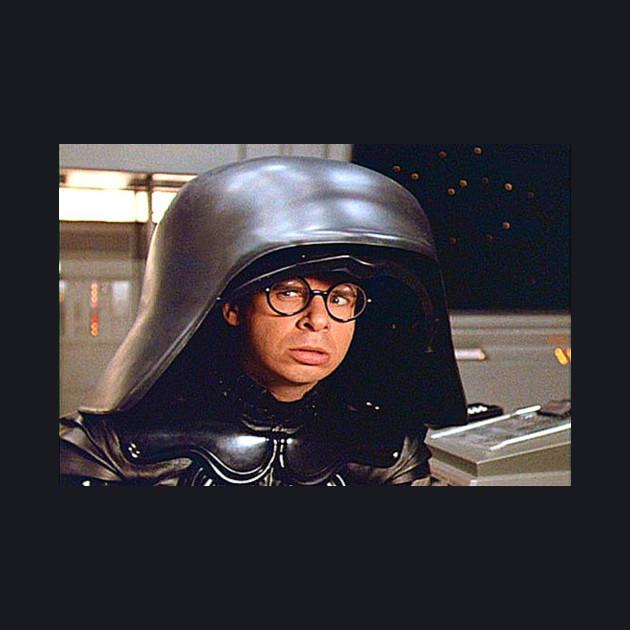 Jawohl, Lord Helmet!