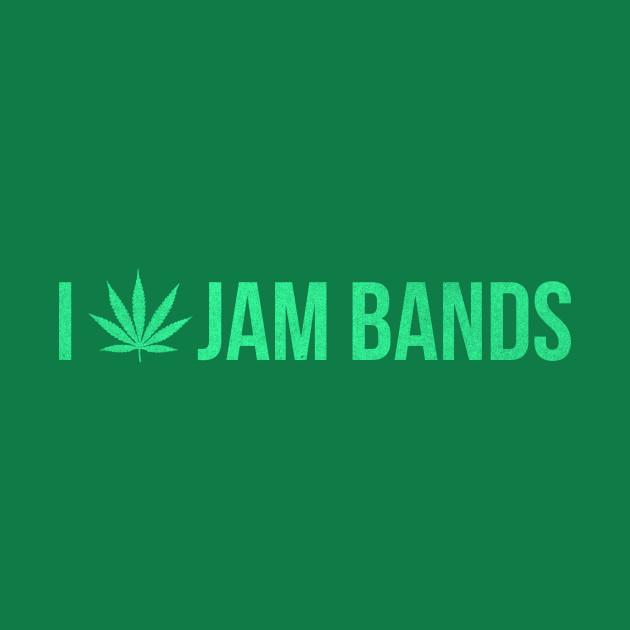 I (LOVE) JAM BANDS