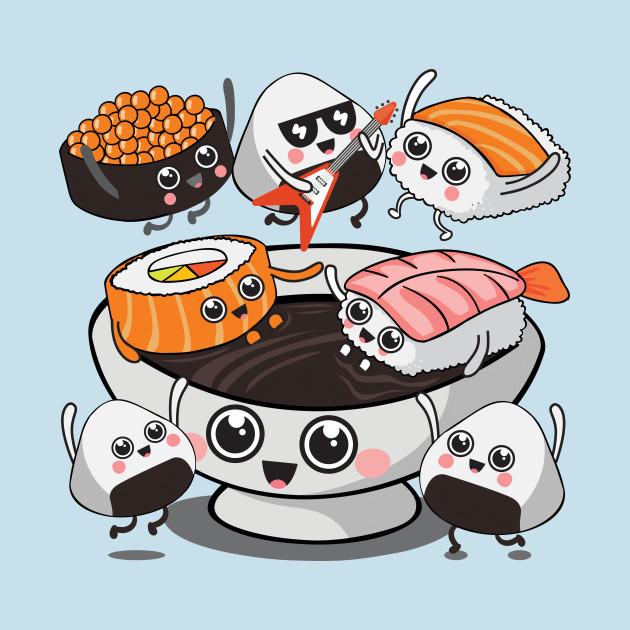 Sushi Rock!!!