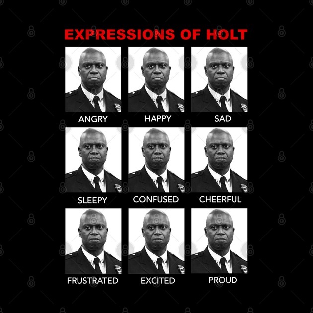 Expressions of Holt