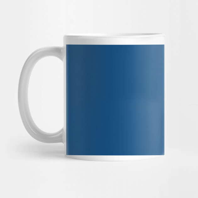 PANTONE COLOR OF THE YEAR 2020 CLASSIC BLUE Mug