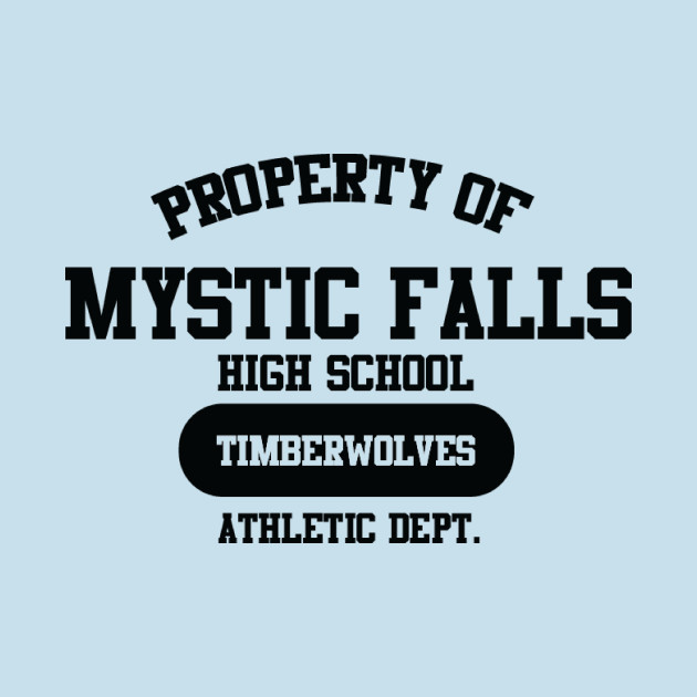 Vampire Diaries Mystic Falls High School