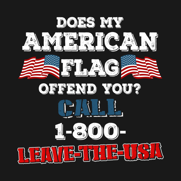 Does My American Flag Offend You?