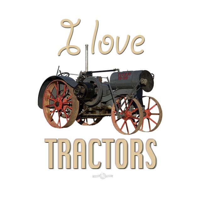 I Love Tractors Titan 10-20
