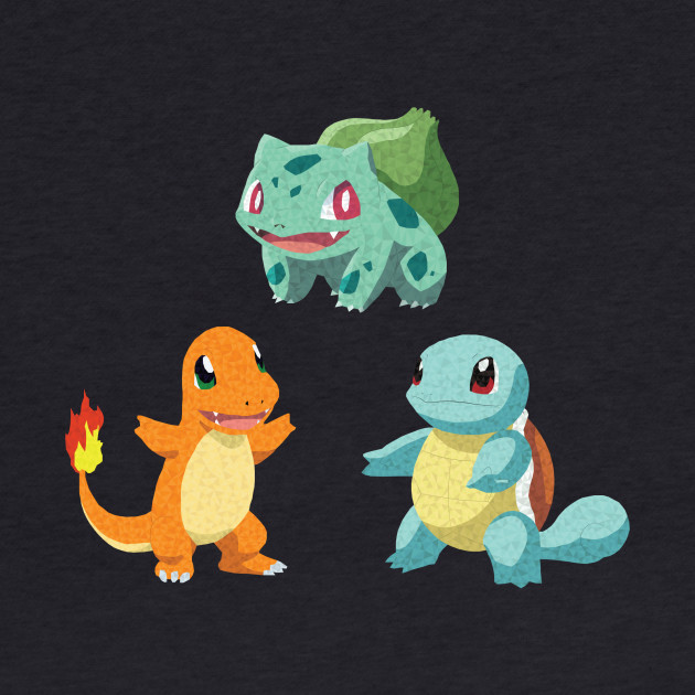 Original Starters Low-Poly