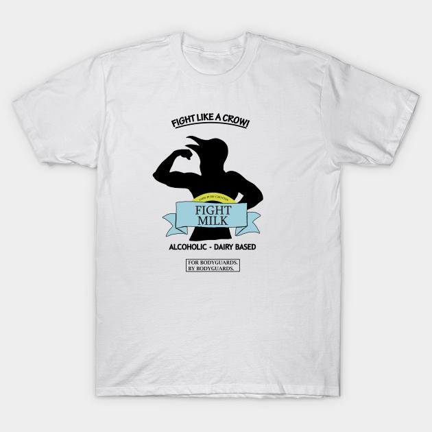 Fight Milk It/'s Always Sunny  Men Women Unisex T-shirt Vest Top 3717