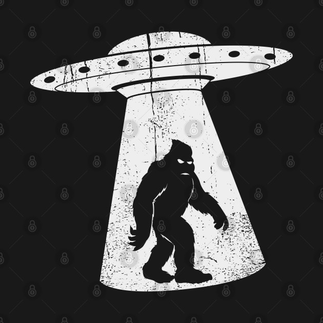 Big Foot and The UFO