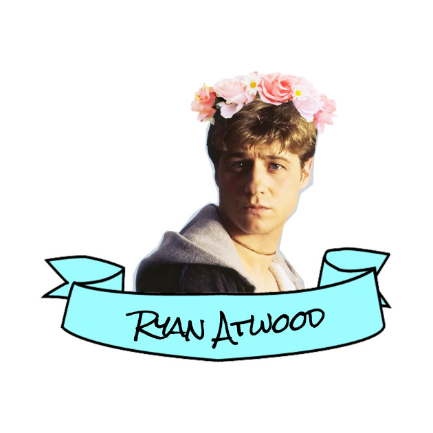 Ryan Atwood Flower Crown