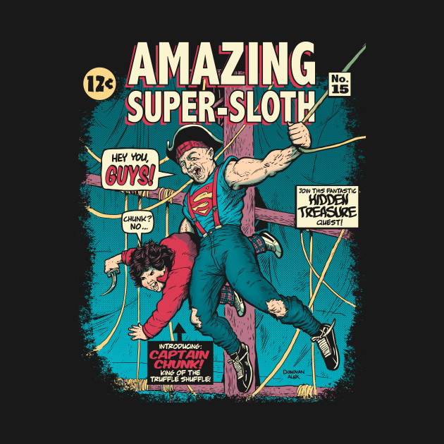 Amazing Super-Sloth