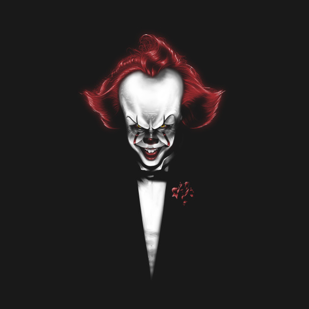 The Clown Father T-Shirt thumbnail