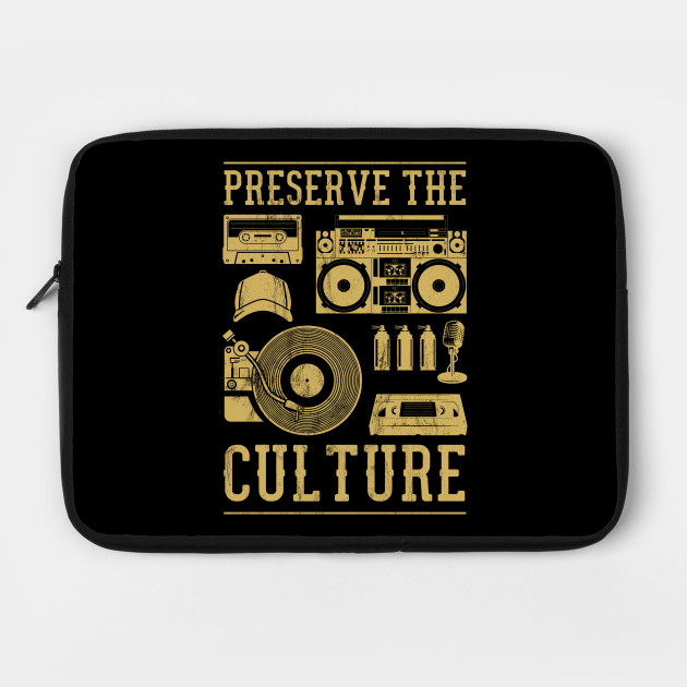 Preserve The Culture TShirt Vintage Retro Distressed