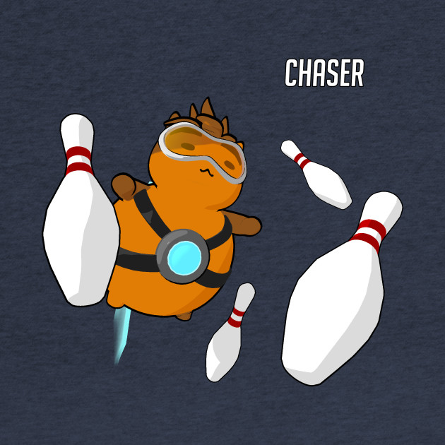 Chaser Bowling Ball - Katsuwatch