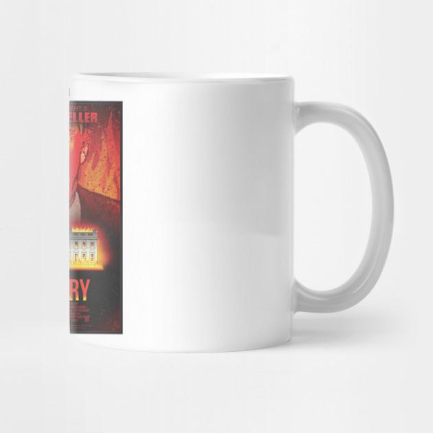 "NEW President Donald  Trump /""FIRE /& FURY/"" Coffee Cup Mug"