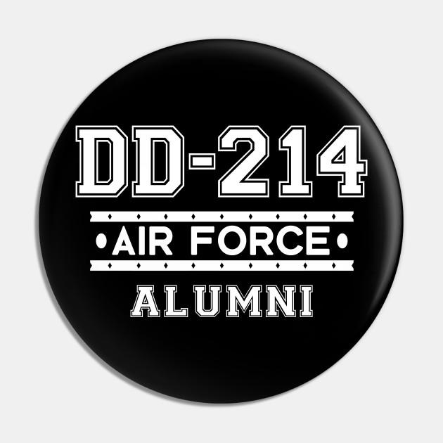 DD214 Alumni Air Force Design