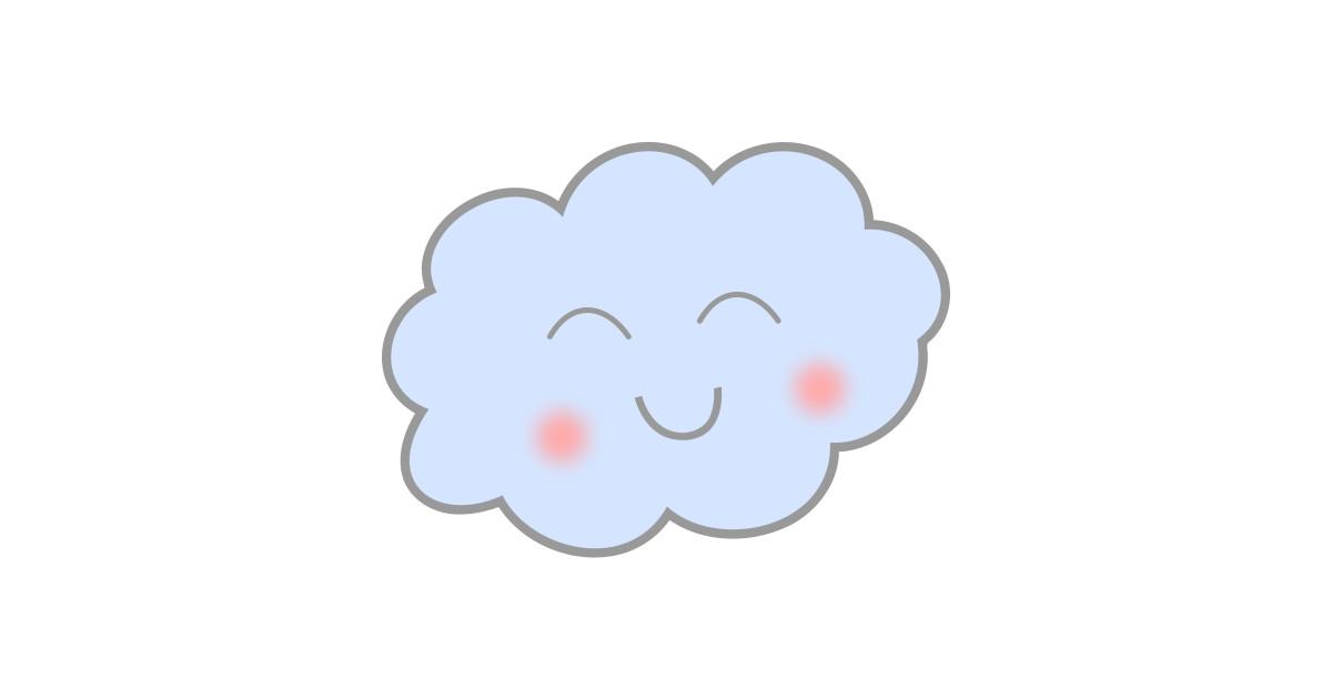 Happy cloud shirt