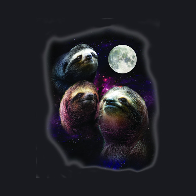 Three Sloths