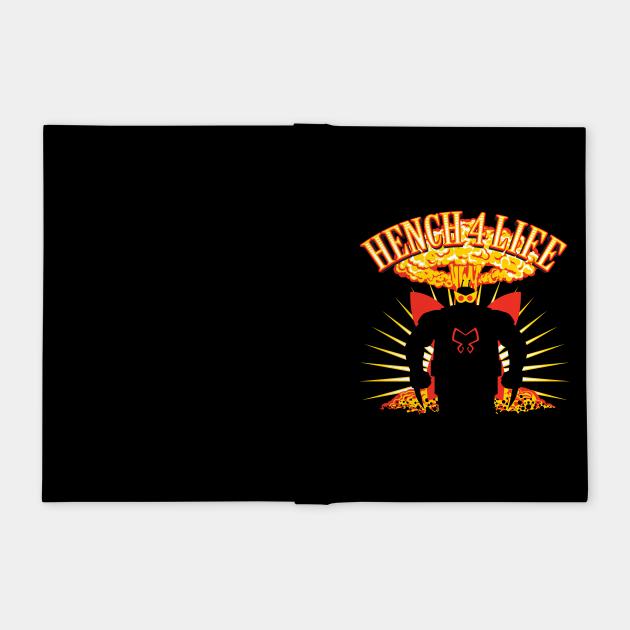Hench for Life - Venture Bros Team Monarch Henchman 21