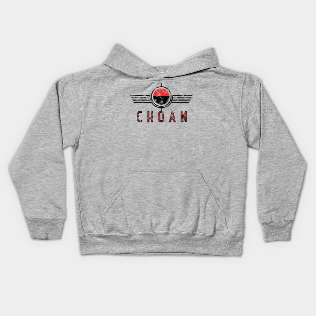 Choam logo red vintage