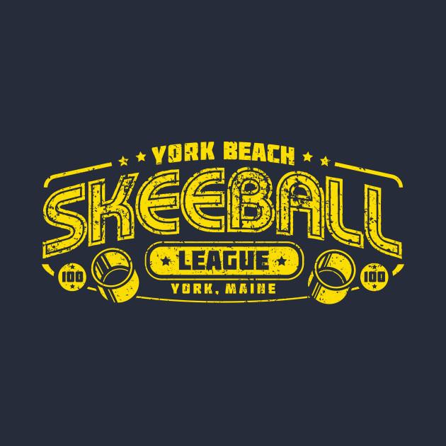 York Beach Skeeball League