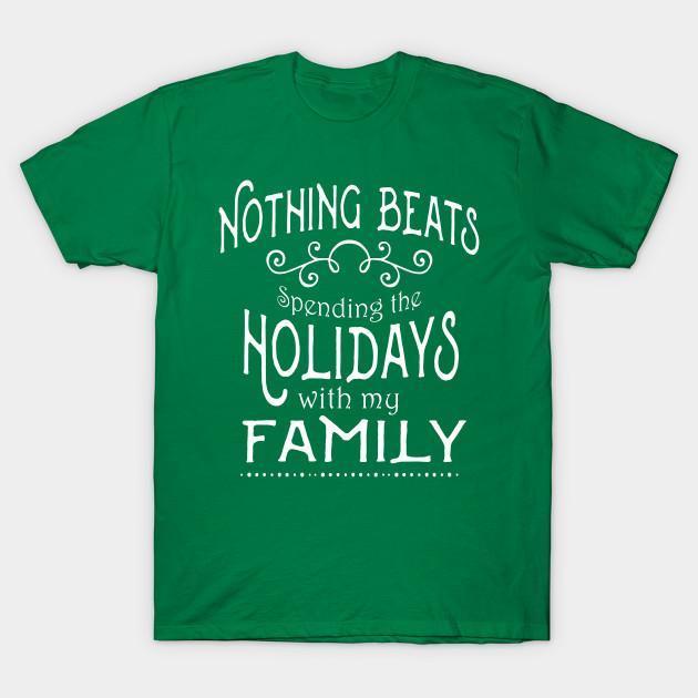 Thanksgiving Holiday Family Shirt