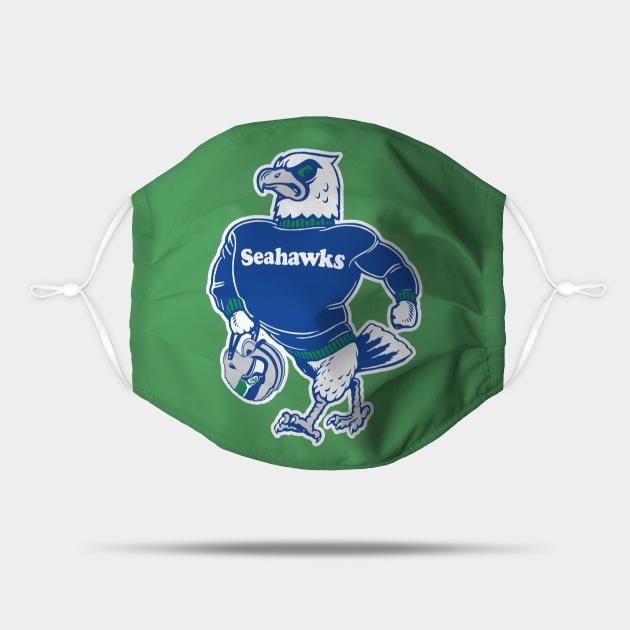 Seahawks Reimagined Alternative Fighting Mascot
