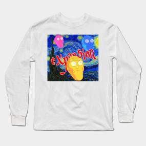 e0445231f7 Vangogh Long Sleeve T-Shirts | TeePublic