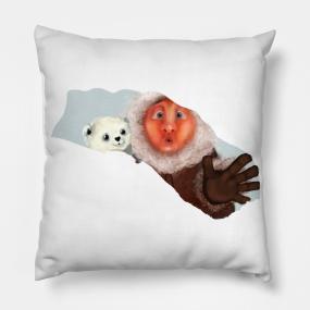 Eskimo Pillows | TeePublic