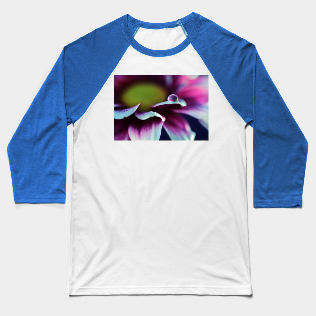 Mother's Day Daisy Baseball T-Shirt