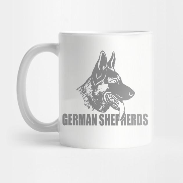 German Shepherd Funny Phrases Funny Slogans by royaldezigns