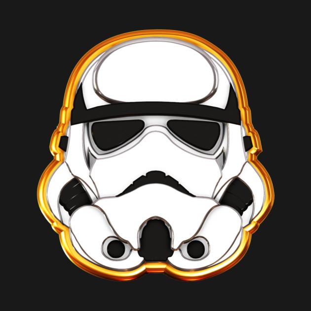 BattlefrontUpdates Logo - Helmet Only