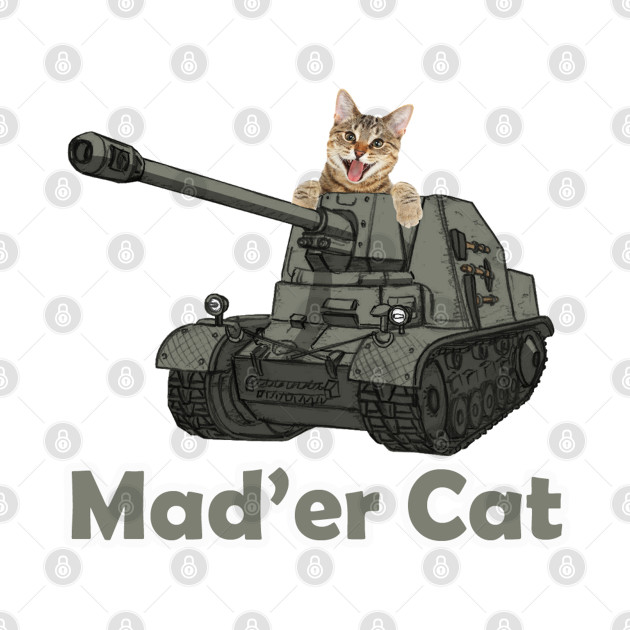 Mad'er Cat Panzer