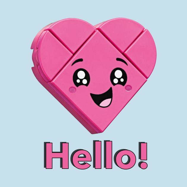 Lego Movie 2 Heart Bomb